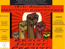 13th Annual Herstory Conference