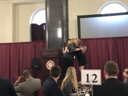 """Dr. Jennifer Fairchild wins the """"Most Outstanding"""" Distinguished Educational Lea"""