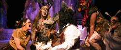"EKU Theatre performs ""A Midsummer Night's Dream"" in Fall 2015"