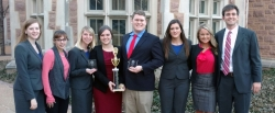 Mock Trial Undefeated at Regional Event
