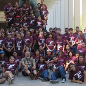 Latino Leadership College Experience Camp