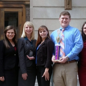 Mock Trial Team Headed to National Tourney